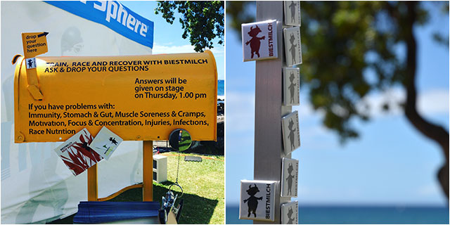 Our mailbox at the IRONMAN Village is waiting for your questions related to training, racing & recovery.