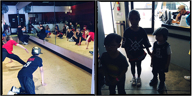 Whether young or old, lean or fat, everybody is welcome to dance.